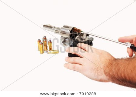 Cleaning A Pistol
