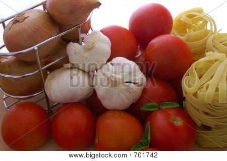 Pasta Meal Ingredients