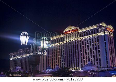 Las Vegas ; Ceasers