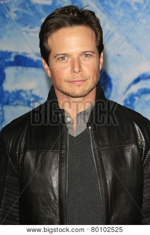 LOS ANGELES - NOV 19: Scott Wolf at the premiere of Walt Disney Animation Studios' 'Frozen' at the El Capitan Theater on November 19, 2013 in Los Angeles, CA
