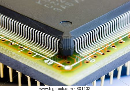 Processor, shallow DoF
