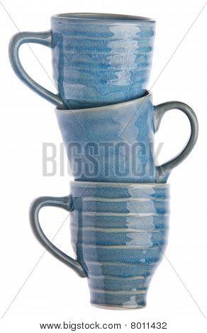 Stack Of Coffee Mugs