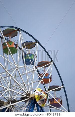 Big Wheel Vertical