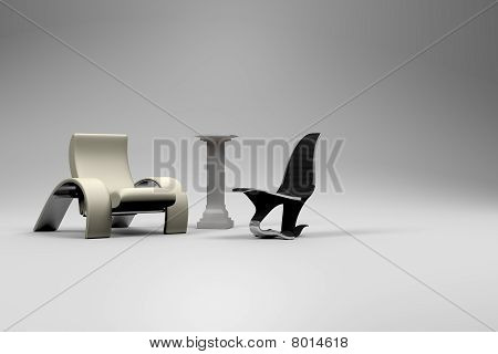 Counseling Chairs