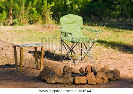 Camp Fire Site