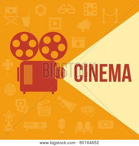Cinema Retro Projector