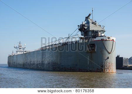 Bulk Carrier Barge