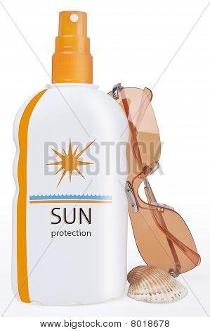 Suntan Spray