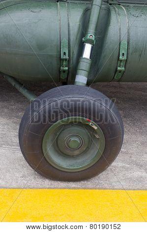 Aircraft wheel