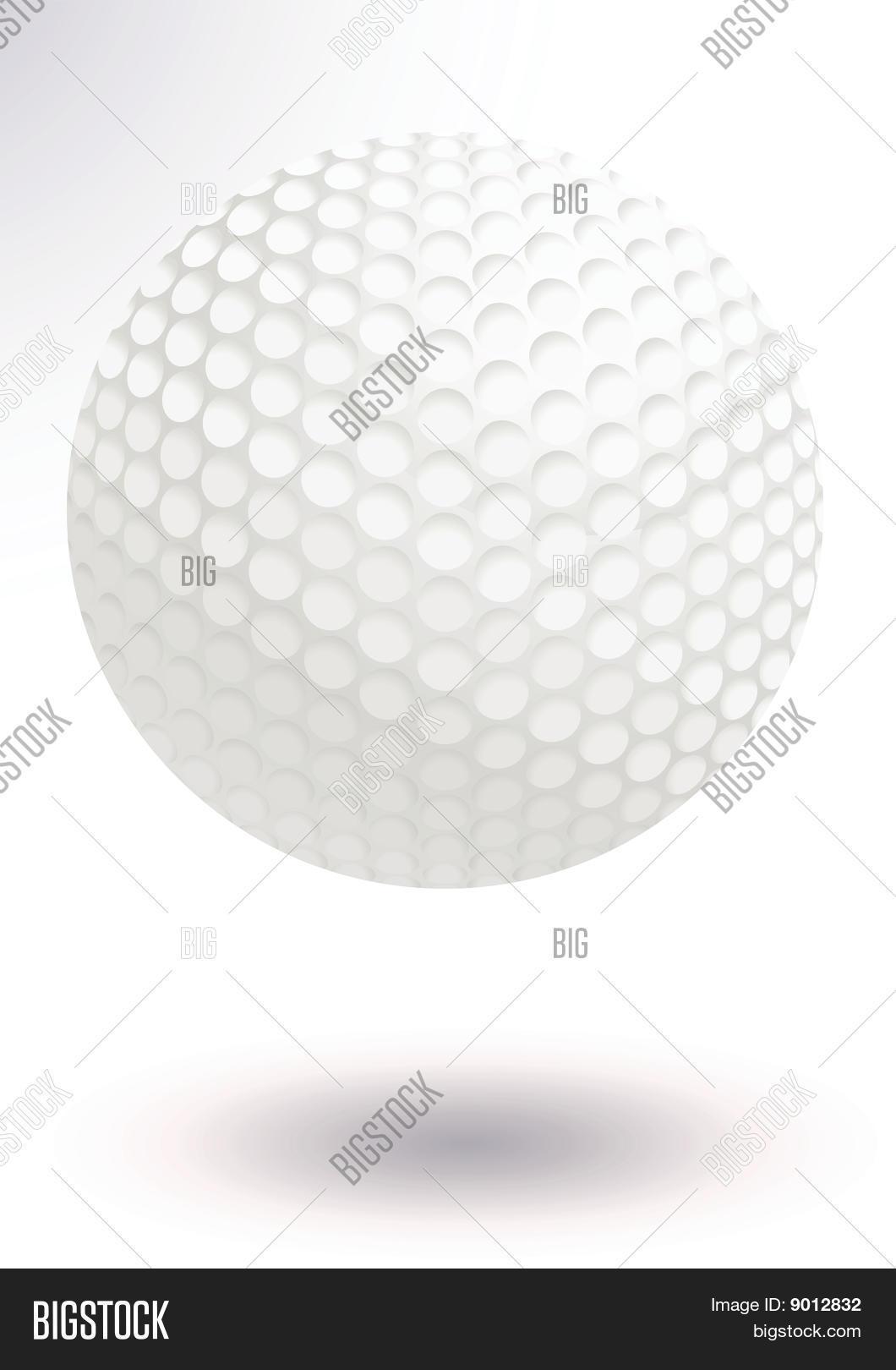 golf ball vector vector photo free trial bigstock