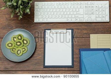 Tidy Office Desk
