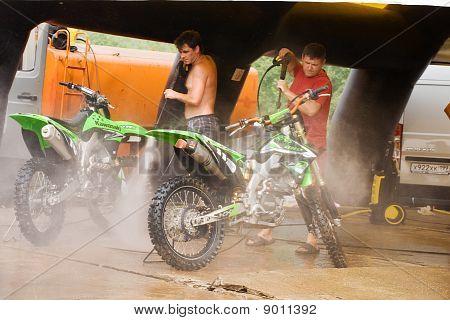 Xx International Motocross In Vladimir