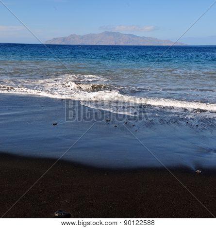 Riptide On An Island
