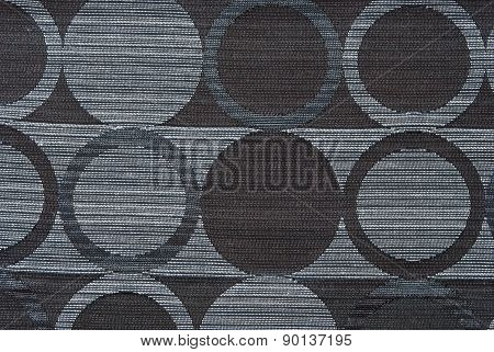 Closeup Texture Of Fabric Weave