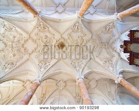 Hofkirche (court Church)  In Innsbruck, Austria