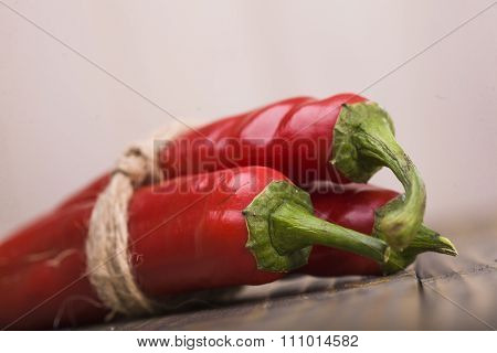 Condiment Ripe Red Pepper