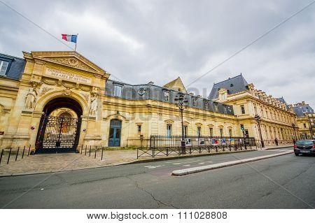 The National Conservatory of Arts and Crafts, Paris, France