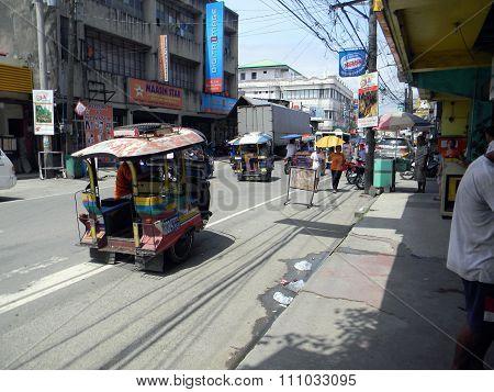 Downtown Maasin