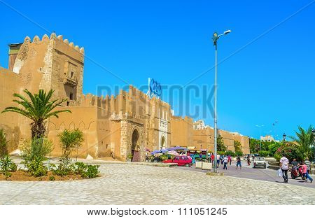 The Symbol Of Old Sfax