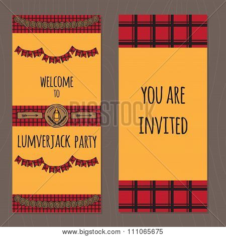 Lumberjack Party Ideas