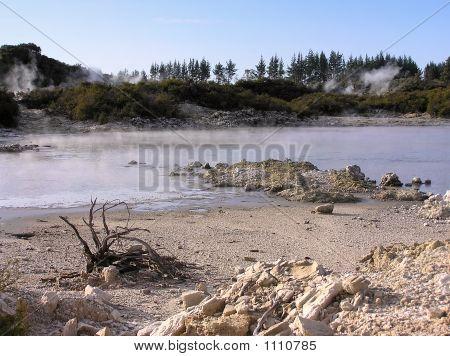 Volcanic Waste Land