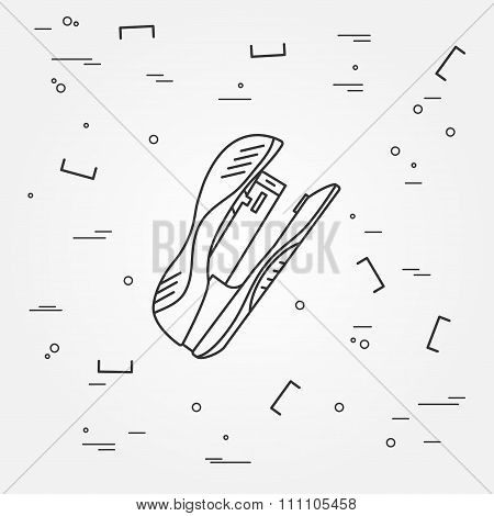 Stapler Icon. Stapler Icon Vector.stapler Icon Drawing. Stapler Image.