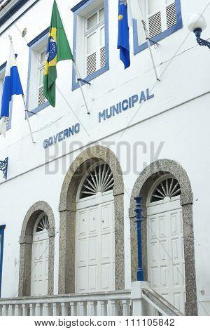 City Hall In Angra Dos Reis