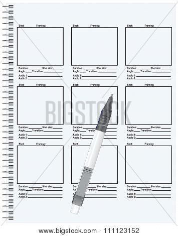 Templates Based On The Storyboard