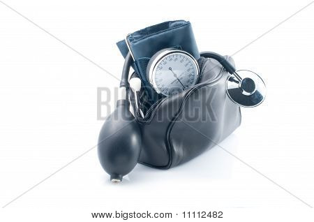 The Medical Device For Blood Pressure Measurement