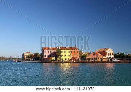 Lido Island. Italy, Venice