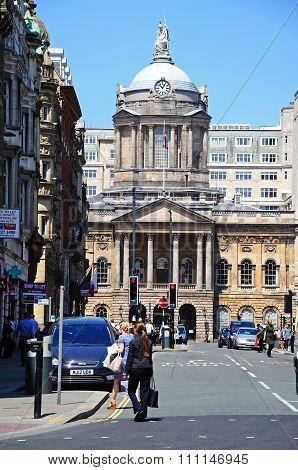 Castle Street, Liverpool.