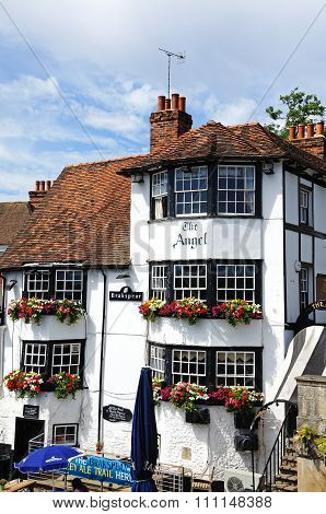 The Angel Pub, Henley-on-Thames.
