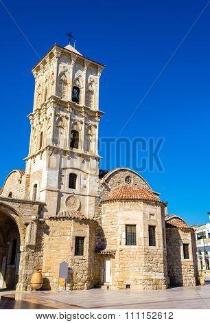 Church Of Saint Lazarus In Larnaca - Cyprus