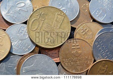 Slovak money