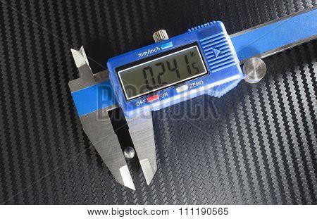 Buckshot Measurement