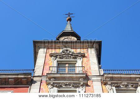 Madrid - Panaderia Palace