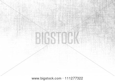 White grey background gradient with light canvas texture