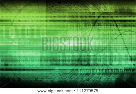 Diagnostic Science and Technology Industry with Data
