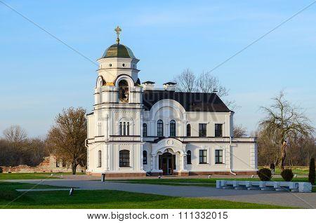 Church House Beginning Of The Xx Century, Brest, Belarus