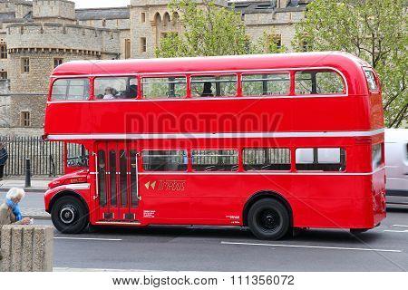 Routemaster Double-decker