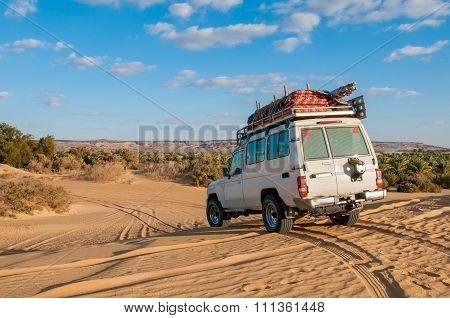 Desert Safari Vehicle