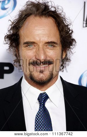 Kim Coates at the FX's Season 6 Premiere Screening of