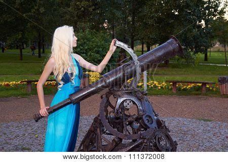 Adjusting The Telescope