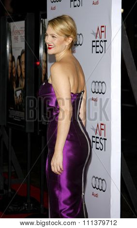03/11/2009 - Hollywood - Drew Barrymore at the AFI FEST 2009 Screening of