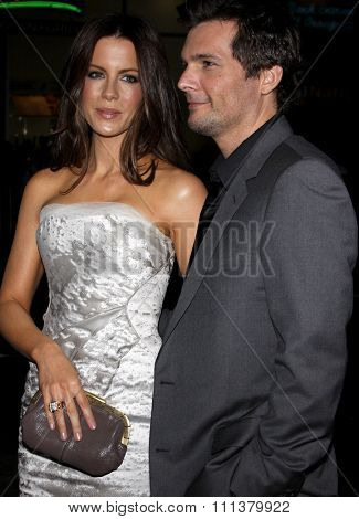 03/11/2009 - Hollywood - Kate Beckinsale and Len Wiseman at the AFI FEST 2009 Screening of