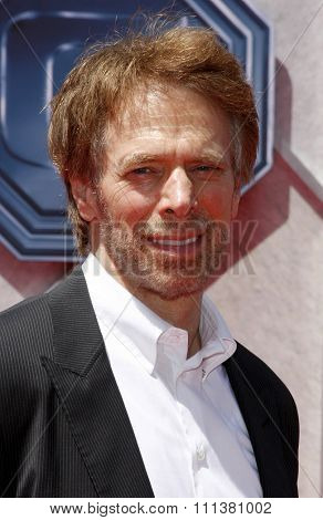19/7/2009 - Hollywood - Jerry Bruckheimer at the Disney World Premiere of