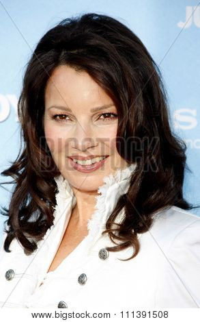 Fran Drescher at the Los Angeles premiere of