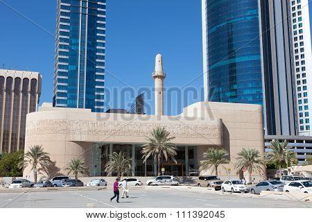 Islamic Arts Museum  In Manama, Bahrain