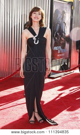 LOS ANGELES, USA - OCTOBER 2: Yumi Amami at the Los Angeles Premiere of