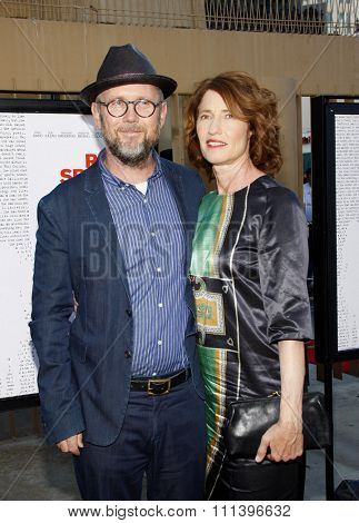 Jonathan Dayton and Valerie Faris at the Los Angeles premiere of